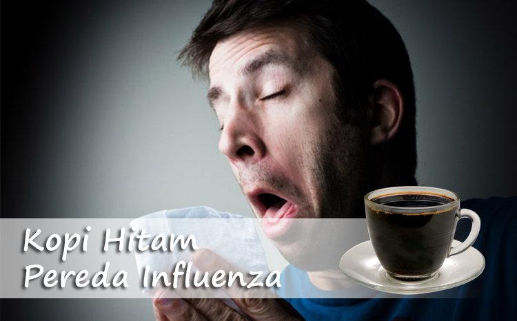 Kopi Hitam Pereda Influenza