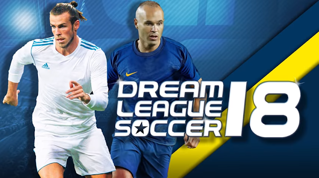 Dream League Soccer 2018 Mod Apk Data Terbaru