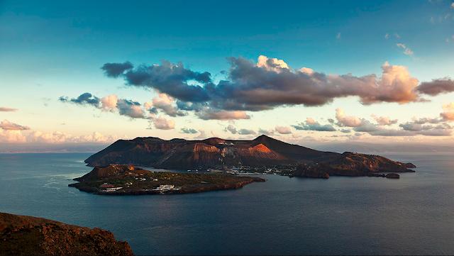 VULCANO Aeolian Islands, Sicily
