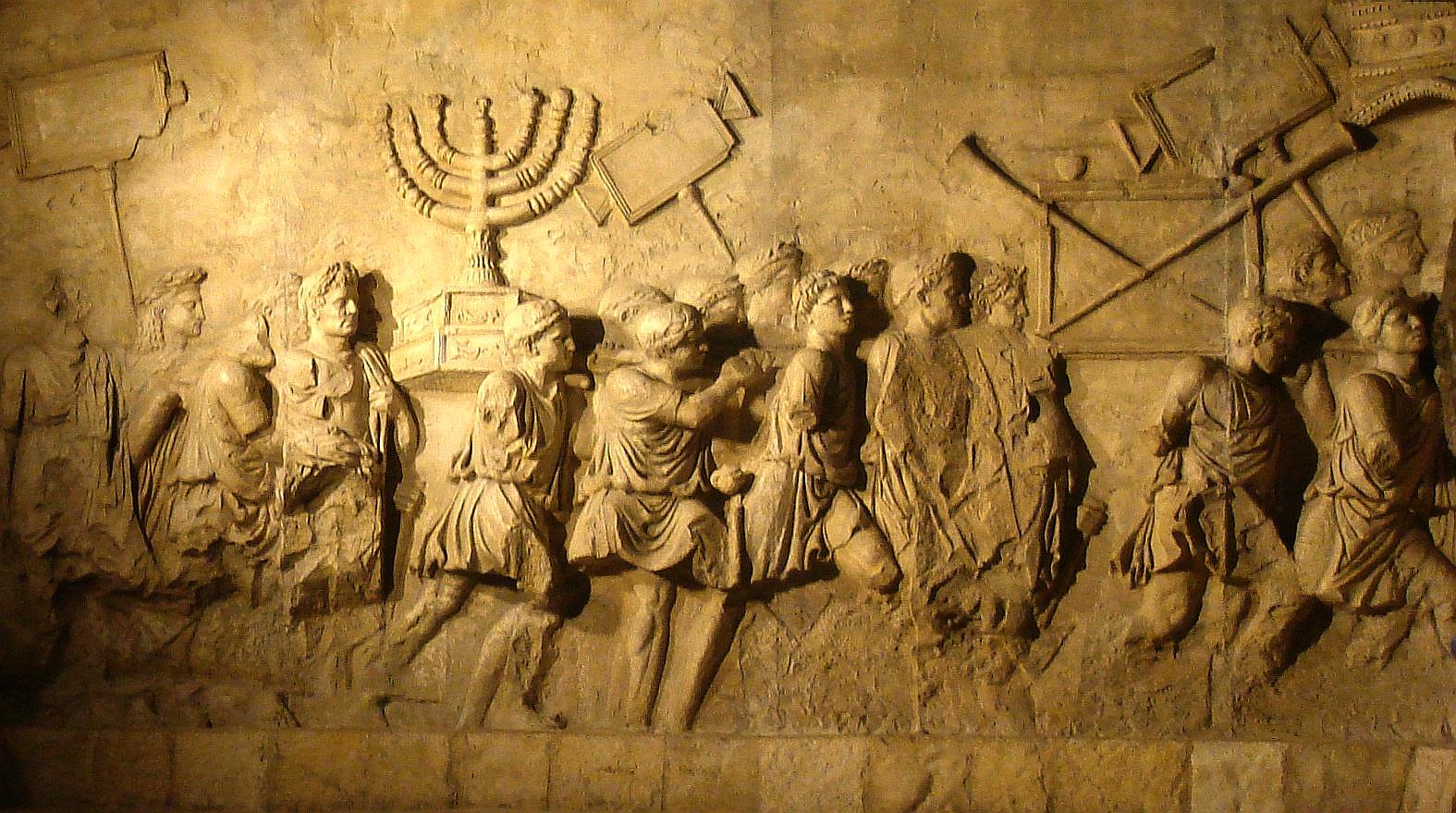 Judíos en Roma