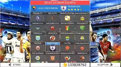 FTS 17 Mod Liga Indonesia Terbaru