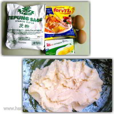 resep telur gabus keju gurih