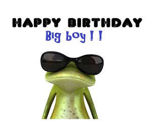 Funny Birthday Pic for Boys