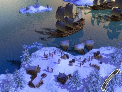Age of Empires III Screenshots