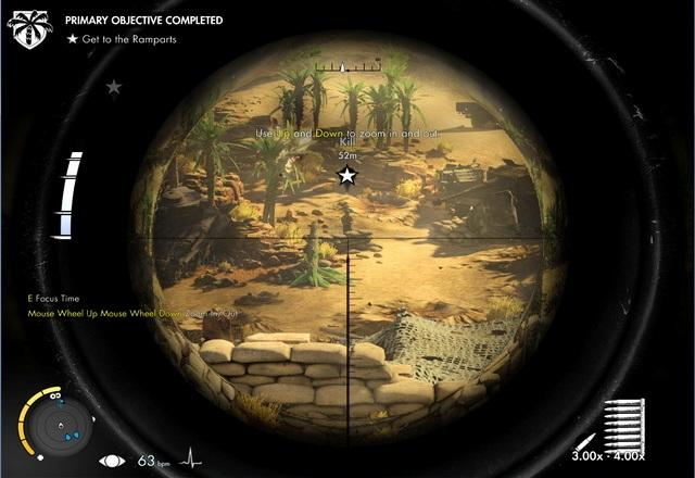 Sniper Elite 3 PC Games for windows