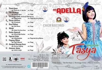 Download Lagu Dangdut Koplo OM Adella Full Album Lengkap