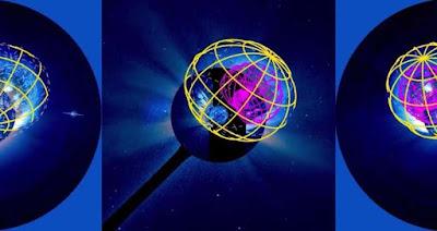 Tres satèl·lits de la NASA recreen l'erupció solar en 3-D