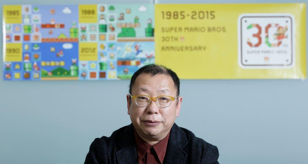 Takashi Tesuka Super Mario Bros