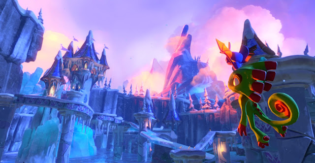 Yooka-Laylee: PS4 Review