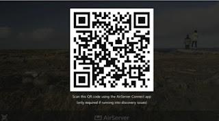 Airserver QR Code