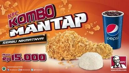 Harga Paket KFC Kombo dan Breakfast,