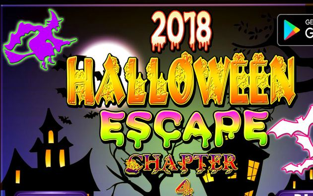 NSREscapeGames Halloween Escape 2018 Chapter 4 Walkthrough