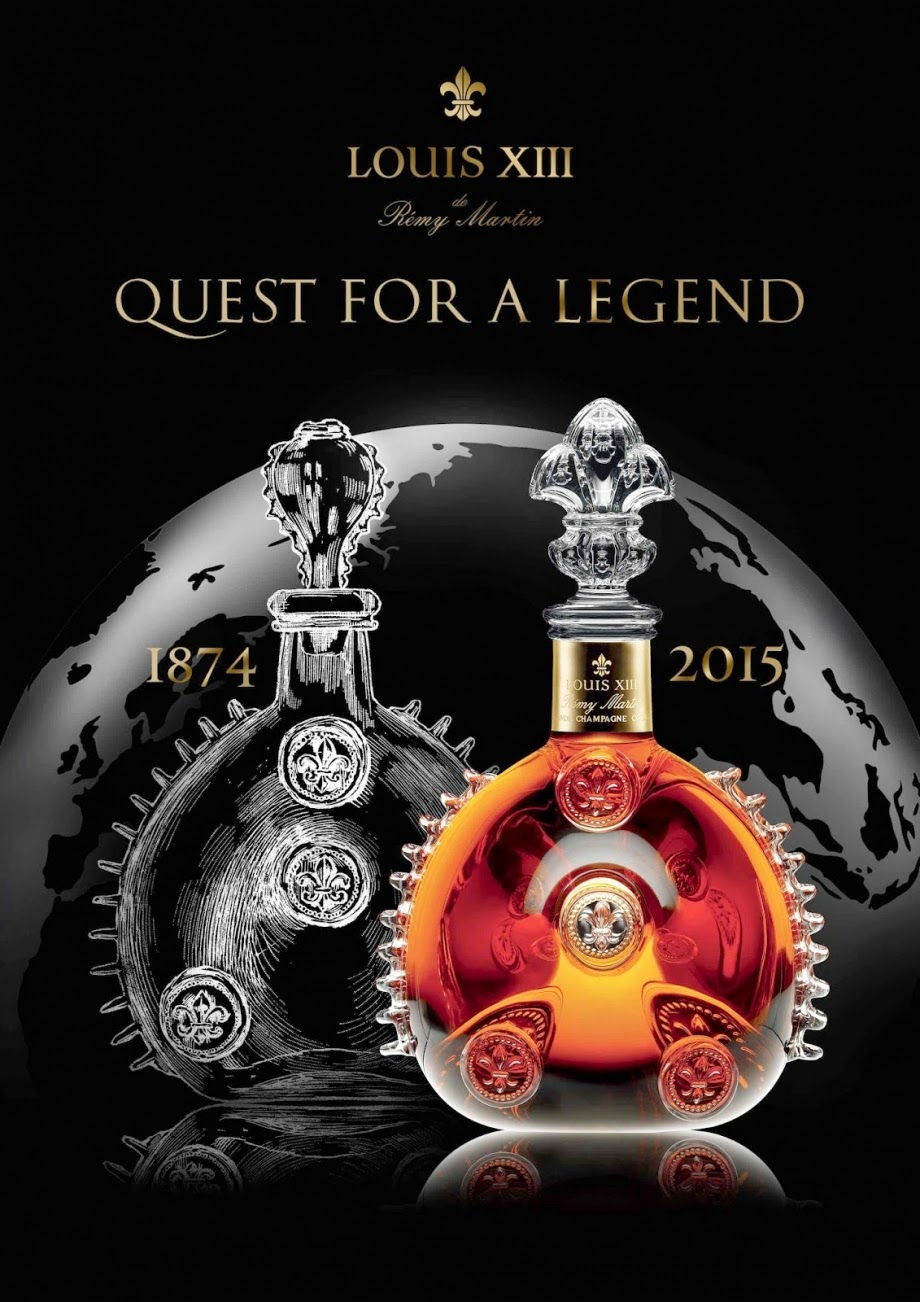 Sponsored video: LOUIS XIII Cognac Launches 'Quest for a Legend' Rarest Decanters Search