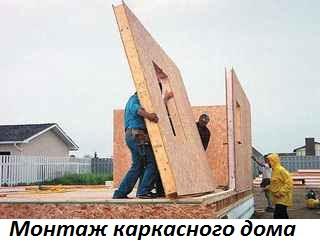 Щитовые дома своими руками фото