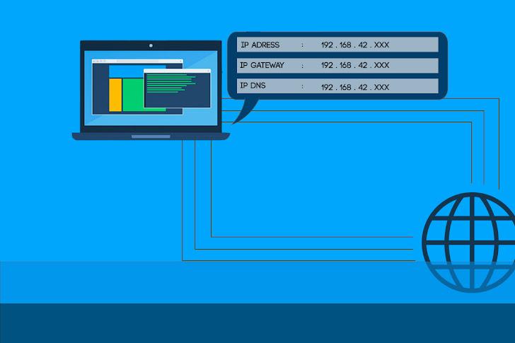 Mengatur Konfigurasi IP Address Static Di PC Windows 10