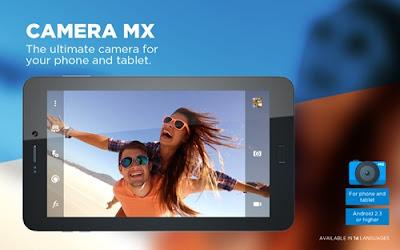 aplikasi camera MX
