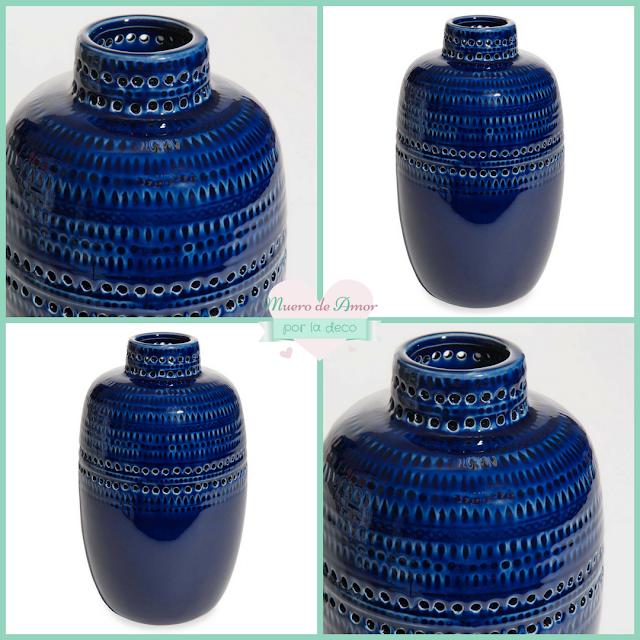 Jarrones Azules para Decorar tu Casa-Maisons Du Monde-By Ana Oval-8