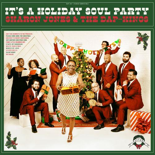 """""""Please Come Home For Christmas"""" Sharon Jones & the Dap-Kings."""