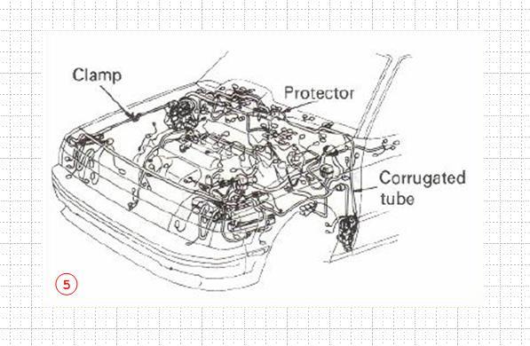 Gambar wiring diagram kelistrikan body sh3 sebu an komponen komponen wiring harness asfbconference2016 Gallery