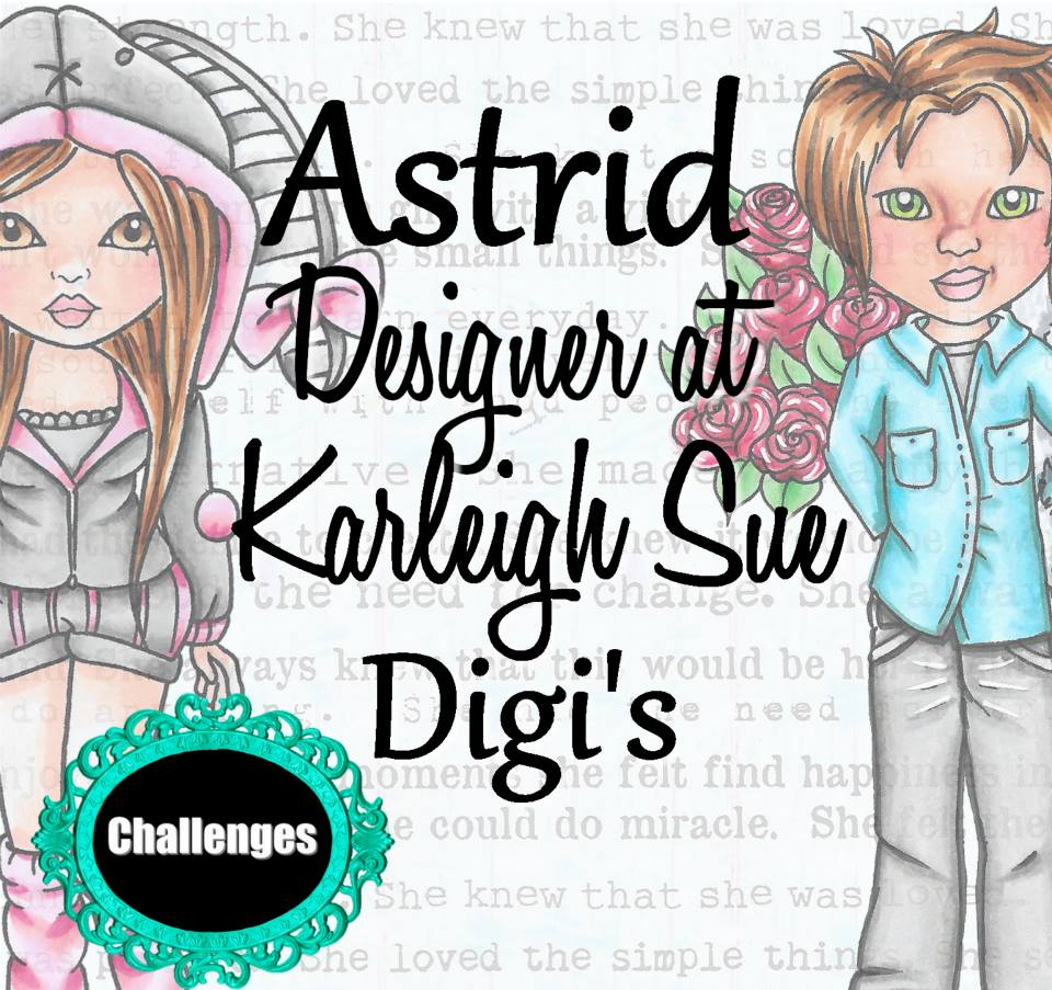 i was a Designer of Karleigh Sue