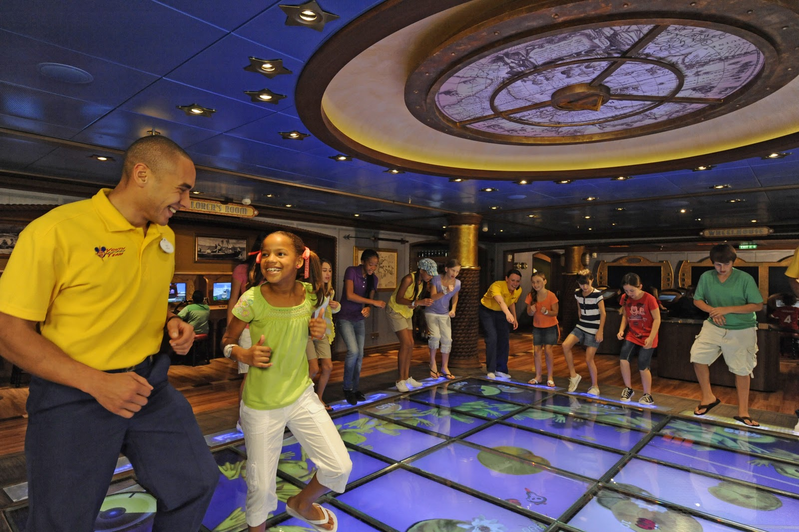 Magical Travel Blog Disney Cruise Line Onboard Youth Clubs