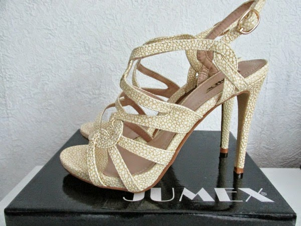 High Heels Sandaletten Schuhtempel24.de - Shopvorstellung Review Yumex