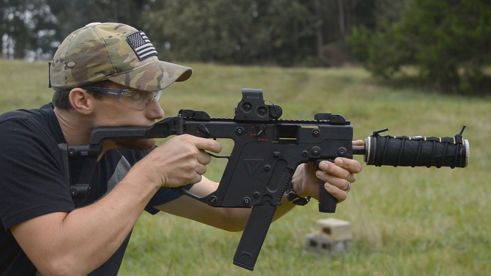 Kriss Vector SMG ~ Weapon