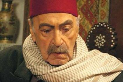 """وفاة الفنان رفيق سبيعي """"ابو صياح"""""""