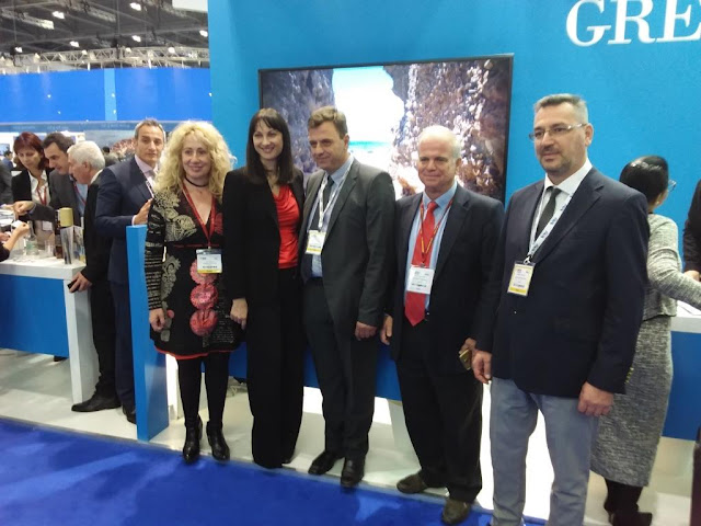 Η Περιφέρεια Πελοποννήσου στη Διεθνή Έκθεση Τουρισμού  «World Travel Market (WTM) 2017»