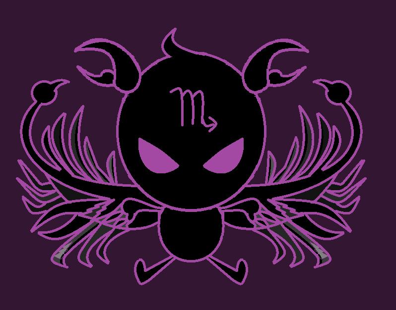 My Devil   : Scorpio Devil (October 23 - November 22)