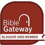 Bible Gateway Blogger