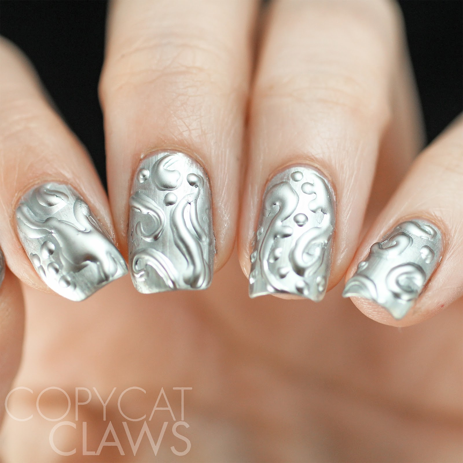Copycat Claws: The Digit-al Dozen does New & Improved ...