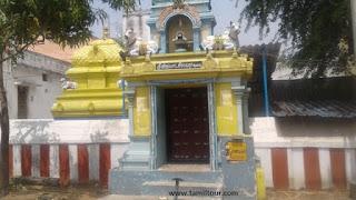www.tamiltour.comVerupatchi Eswarar  temple near Keerai Mandapam