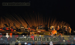 Mountain Jazz in Bromo