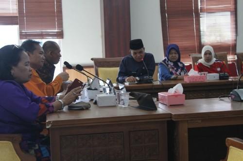 Komisi IV DPRD Kota Batam Gelar RDP Terkait Anak Yang Putus Sekolah