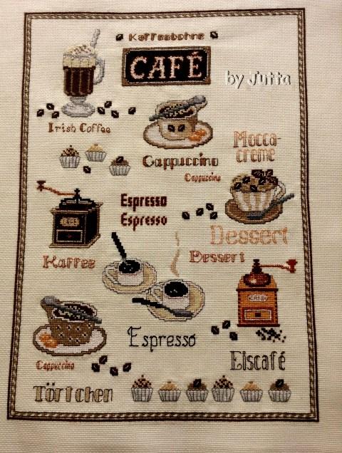 Stoff Und Nadel Juttas Blog Café Am Sonntagmorgen Sommergrüße