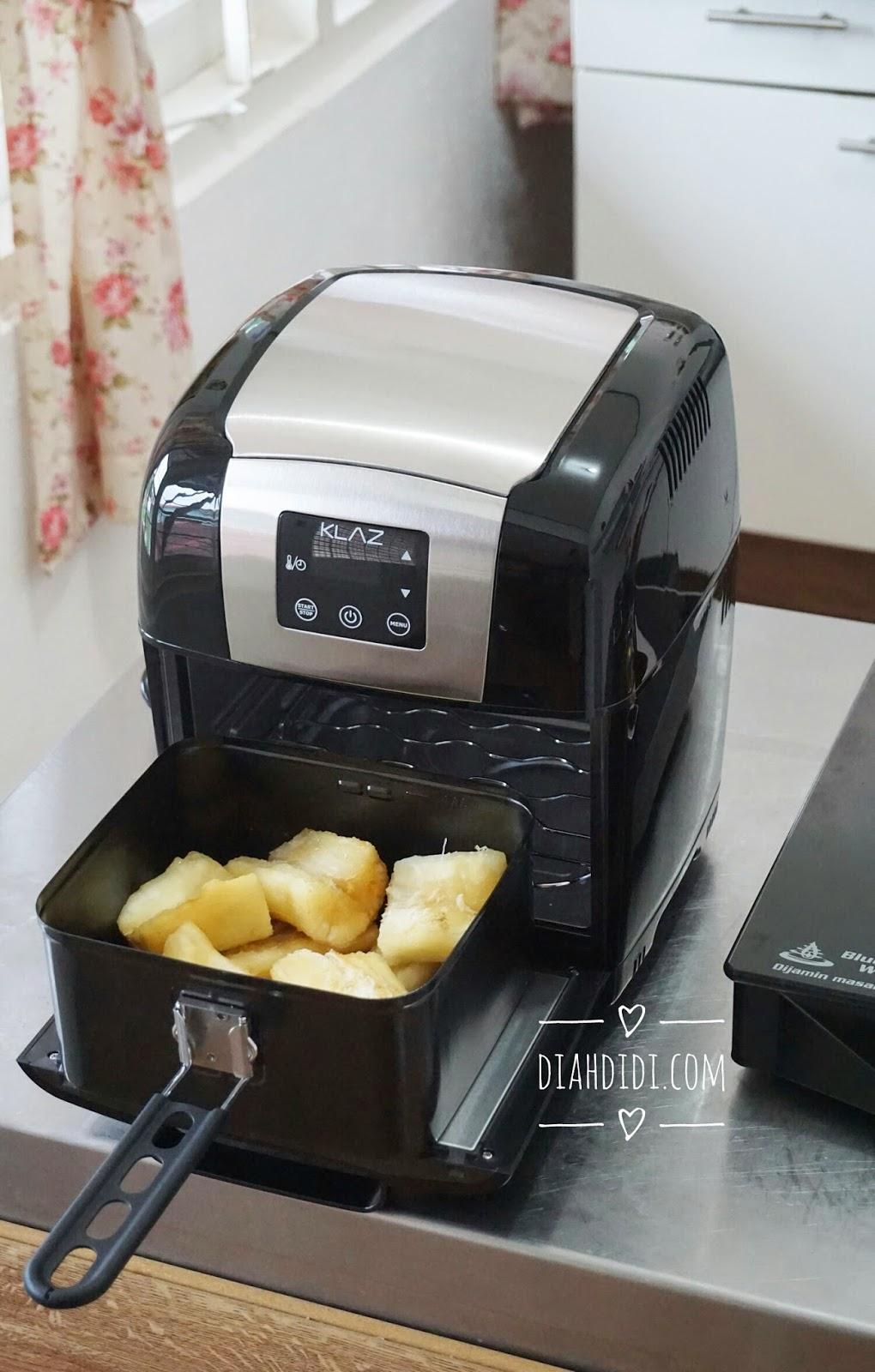 Goreng Tanpa Minyak : goreng, tanpa, minyak, Didi's, Kitchen:, Fryer...Menggoreng, Tanpa, Minyak