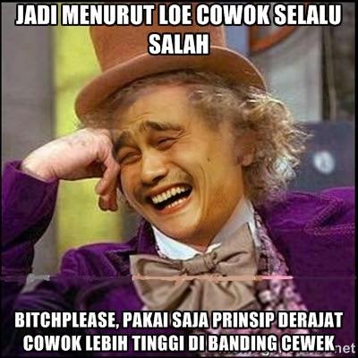 """20 Meme """"Susahnya Jadi Cowok"""" Ini Bikin Cowok Selalu Salah, Cewek Wajib Liat!"""
