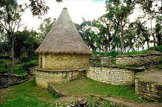 Edificios Circulares Chachapoyas