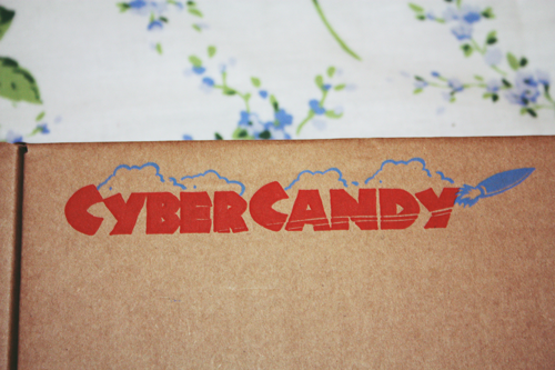 cybercandy uk shop postage packaging