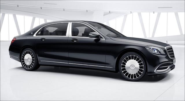 Mercedes Maybach S560 4MATIC 2019 thiết kế sang trọng lịch lãm