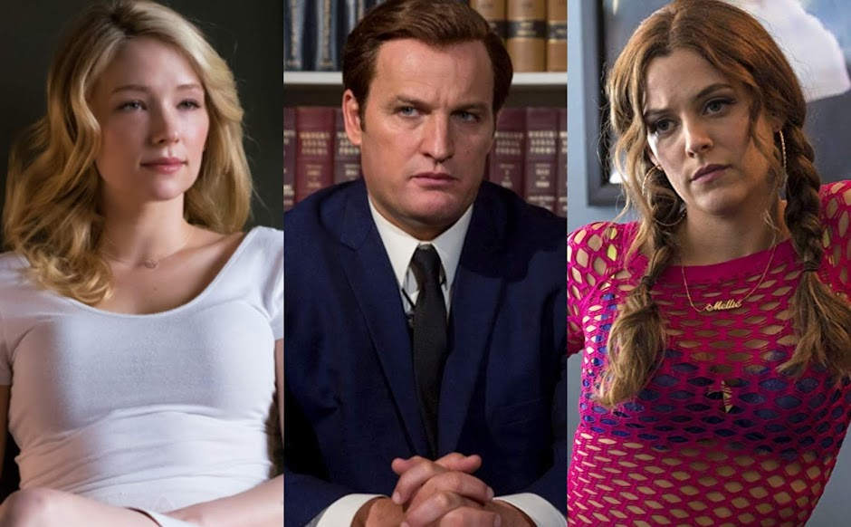 Jason Clarke, Haley Bennett e Riley Keough