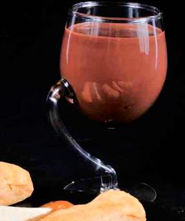 Cocina Ecuatoriana - Bizcochos de Cayambe con chocolate de taza