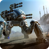 Download War Robots Apk v2.6.2 Mod Unlimited Ammo