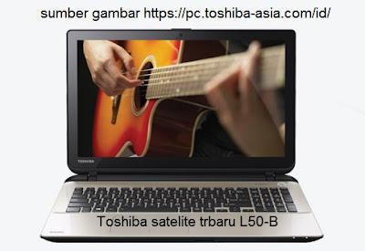 daftar harga netbook laptop toshiba 2016