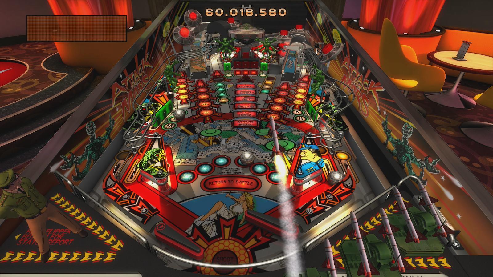 Nindie Spotlight: Review: Pinball FX3 - Williams Pinball