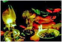 keperluan ritual dukun pesugihan