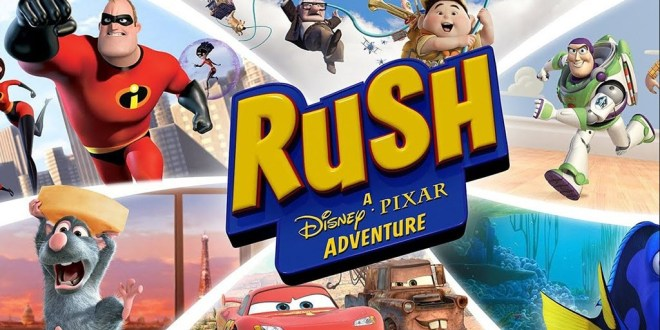 Rush: A Disney/Pixar Adventure PC Game Download