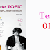 Listening Complete TOEIC - Test 01