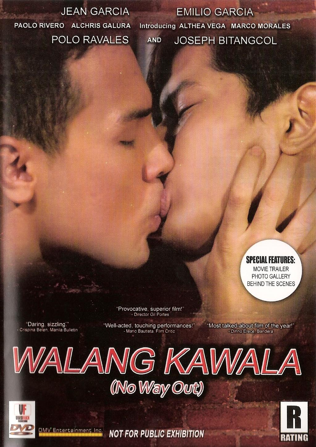 Movie Reviews Gay Themed Walang Kawala Filipino Tagalog No Way Out